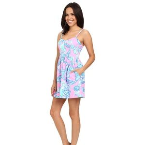 Lilly Pulitzer Ardleigh Dress Pink Pout